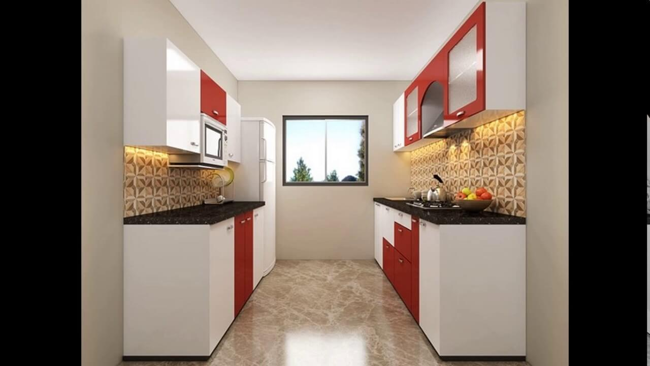 Modular Kitchen | Parallel Kitchen