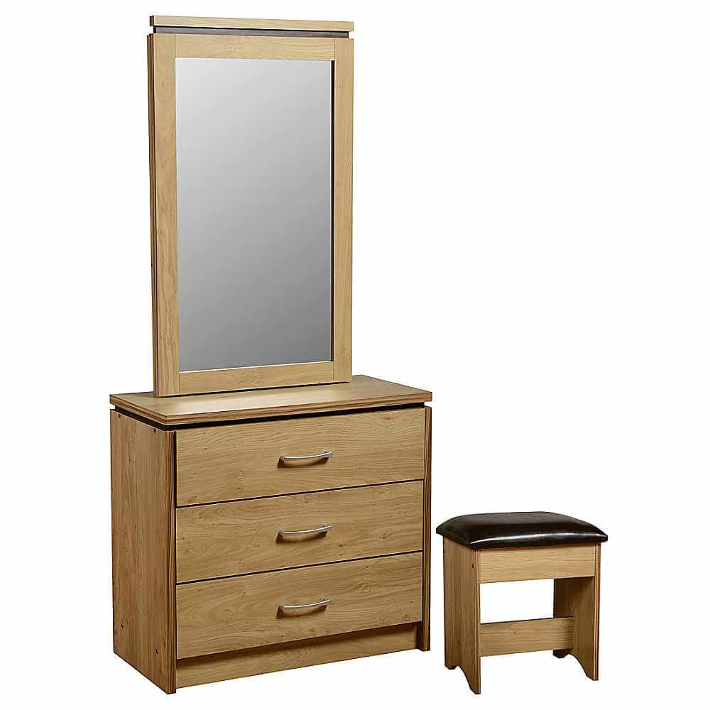 Storage collection dressing table for Simple dressing table