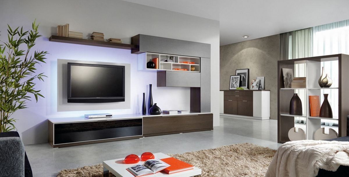 SLEEK AND STYLISH TV UNIT